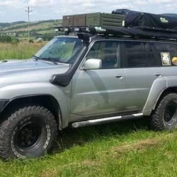 Nissan patrol GU4