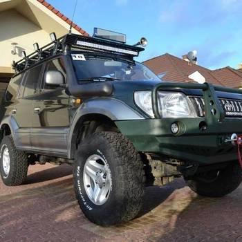 Bumpers KZJ95 96-02
