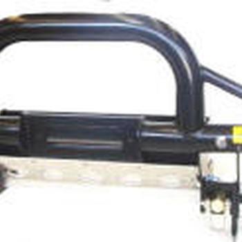Tubular winchbumper type B met A-bar Y60