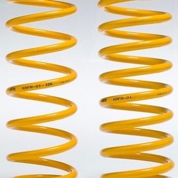 Veer king springs +5cm HDD vooraan