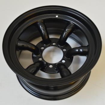 Tyrex HD stalen velg 6 pipes 7x16 et-25