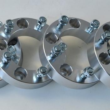 aluminium wielspacers 30 mm voor samurai