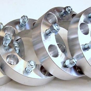 aluminium wielspacers 45mm voor samurai