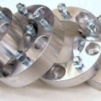 Aluminium spacers 45mm voor land Rover
