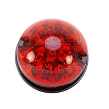 Led stoplicht 73mm ROOD