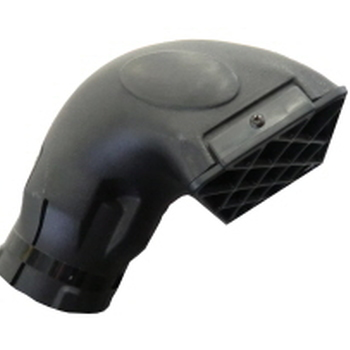 Plastic snorkel kap D.90mm