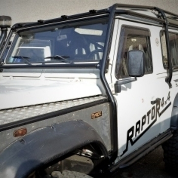 Rolkooi Type B voor Defender 90 Station Wagon
