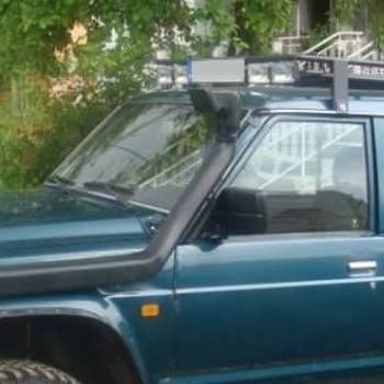 Roofrack voor korte Y60