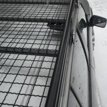 Roofrack met net voor lange Y61