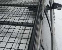Roofrack met net voor lange GU4