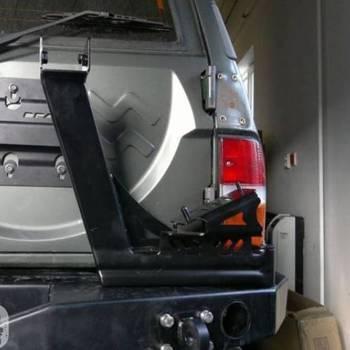 Reservewielhouder voor op achterbumper Y60