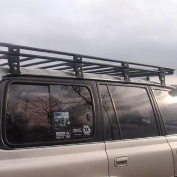 Roofrack zonder net HDJ80 89-98