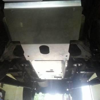 Motor beschermingsplaat KZJ95 96-02
