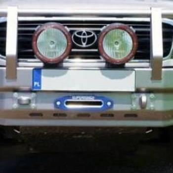 Winchbumper vooraan met bullbaar HDJ100 98-07