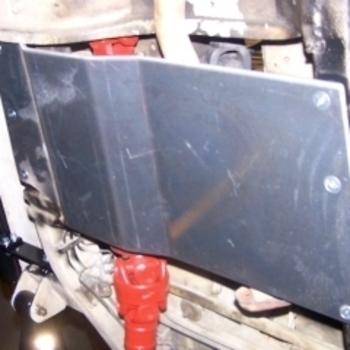 TRANSFER BOX PROTECTION FOR SUZUKI SAMURAI
