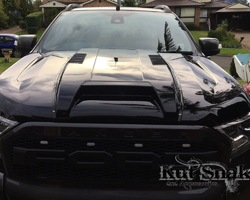 Hood scoop ford ranger