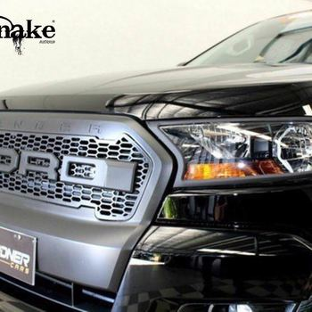 """""""Raptor"""" look-a-like grille Ford Ranger series 2"""