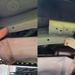 RADIUS / TRAILING ARMS SKID PLATE PROTECTION