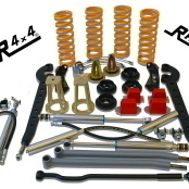 "SUSPENSION LIFT KIT +7.5 CM ""DEVIL"""