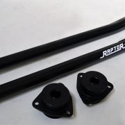 PAIR OF REAR CRANKED TRAILING ARMS LAND ROVER