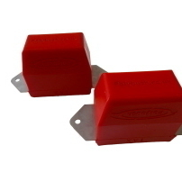 HD REAR BUMPSTOPS +4 CM LAND ROVER