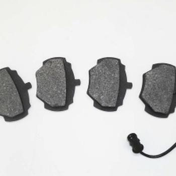 Remblokken set achteraan Defender vanaf 300TDI