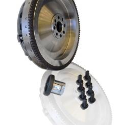 Verzwaard vliegwiel met versterkte koppeling TD5