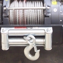 WINCH BUMPER TYPE F