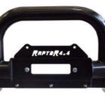 WINCH BUMPER TYPE F WITH A-BAR