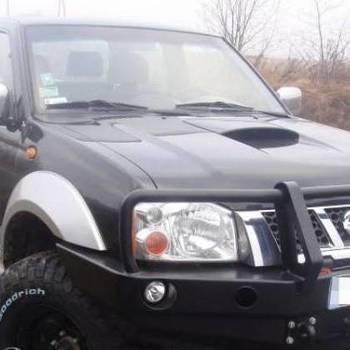 Bumpers D22 01-04