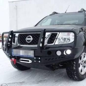Bumpers D40 2010-2014